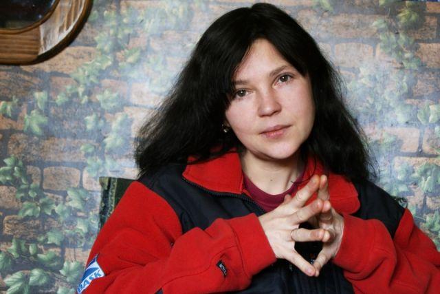 Писательница Ольга Неподоба