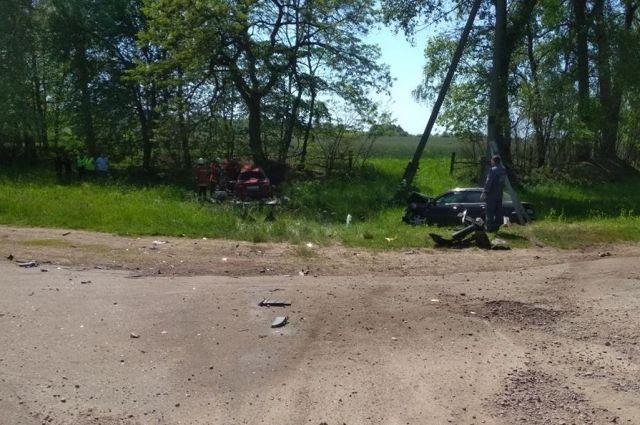 Смертельное ДТП в Житомирской области: погибли трое взрослых и ребенок
