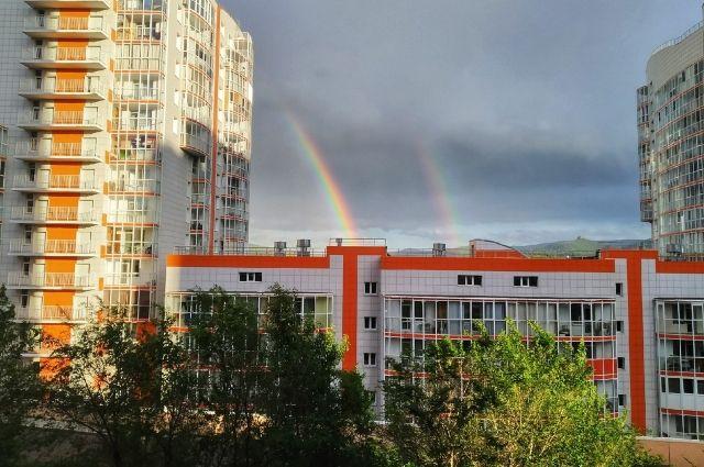 Солнечно будет и в воскресенье, но уже с начала следующей недели похолодание вновь вернётся в Красноярск.