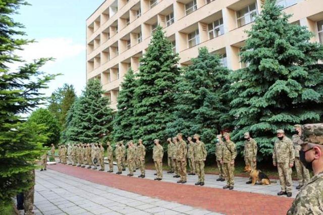 Украина отправила миротворцев в Косово