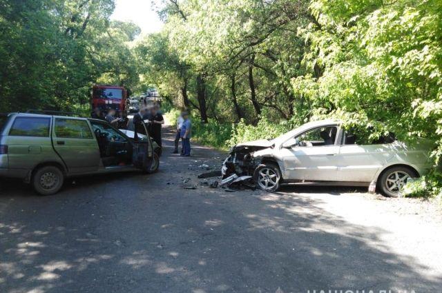 В Сумской области в результате ДТП погиб мужчина