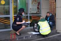Во время обысков в разных частях города обнаружены и изъяты более 2 миллионов рублей, похищенных во время дерзкого нападения на инкассаторов 30 мая