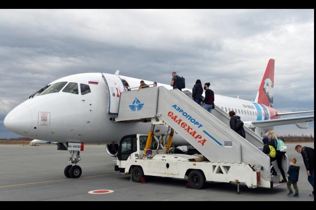 Из ЯНАО возобновят перелеты в Симферополь и Сочи