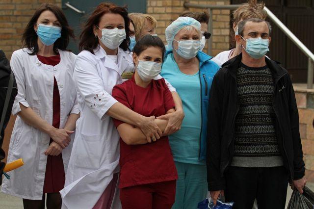 «Красная» зона сплотила врачей всех рангов.