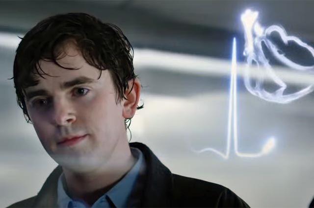 Сериал «Хороший доктор».