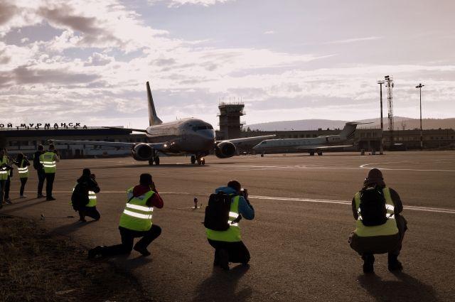 Идея сотрудничества родилась во время традиционного авиаспоттинга.