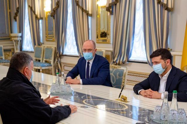 Аваков сможет уйти в отставку после закрытия дела Шеремета, - Зеленский