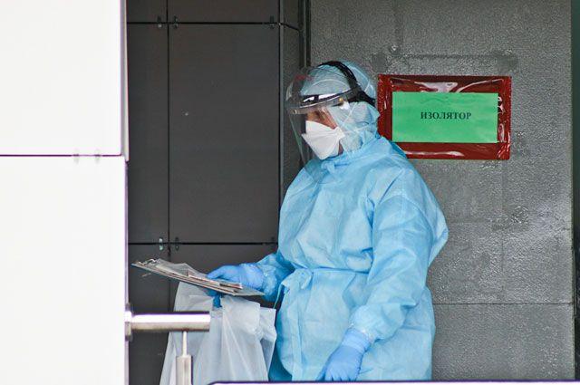 В Оренбуржье количество подтвержденных диагнозов covid-19 увеличилось на 59