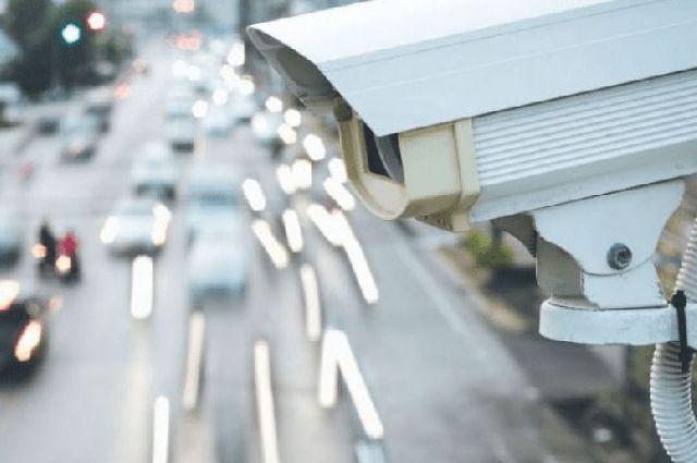 В столице и Киевской области уменьшилось вдвое число превышений скорости