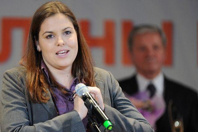 Паралимпийская чемпионка Оксана Савченко