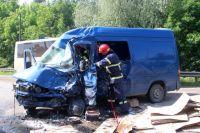 Под Хмельницким произошла авария: три человека погибли