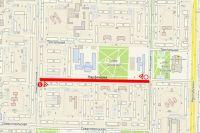 В Тюмени с 15 июня временно закроют проезд по улице Парфенова
