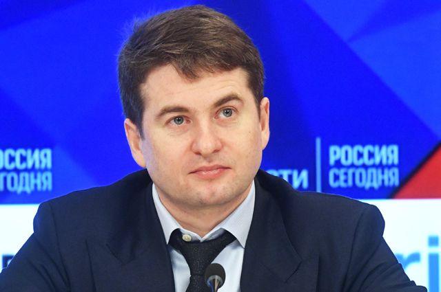 Руководитель столичного Департамента торговли и услуг Алексей Немерюк