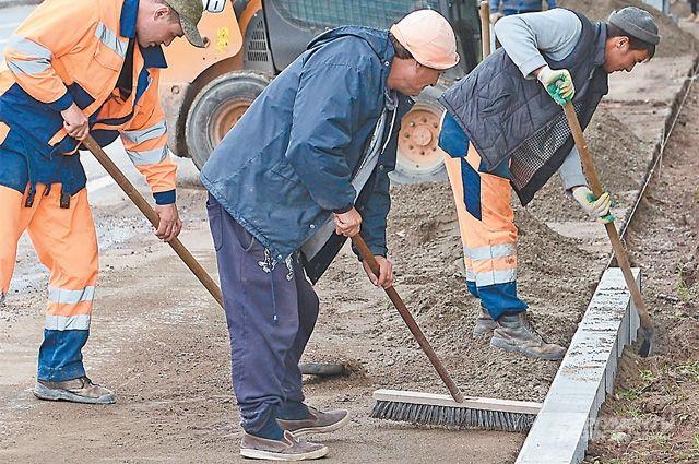 В Калининграде началось строительство улицы Суздальская