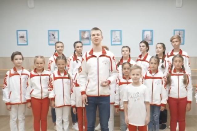 Юные вокалисты Тюмени спели о любви к Родине