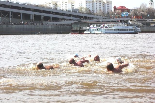 Тюменские моржи проведут соревнования по четырехборью