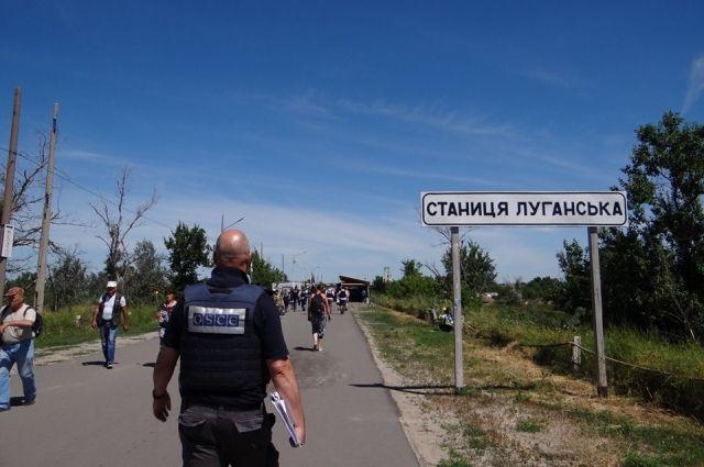 Луганская область не готова к полноценной работе КПВВ в рамках карантина