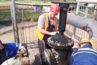 Аварийно-восстановительные работы на повреждённом газопроводе начались 13 июня в 8:00