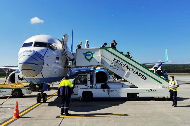 Авиакомпания «Победа» после двухмесячного перерыва, вызванного коронавирусом, начала осуществлять перелеты.