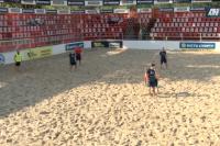 Финал Кубка открытия по пляжному футболу: «АиФ.ua-Referee» завоевала бронзу