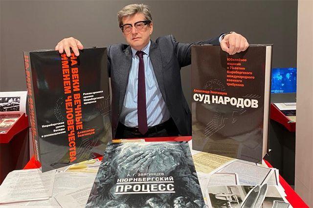 Руководитель проекта и автор сценарной экспозиции Александр Звягинцев.