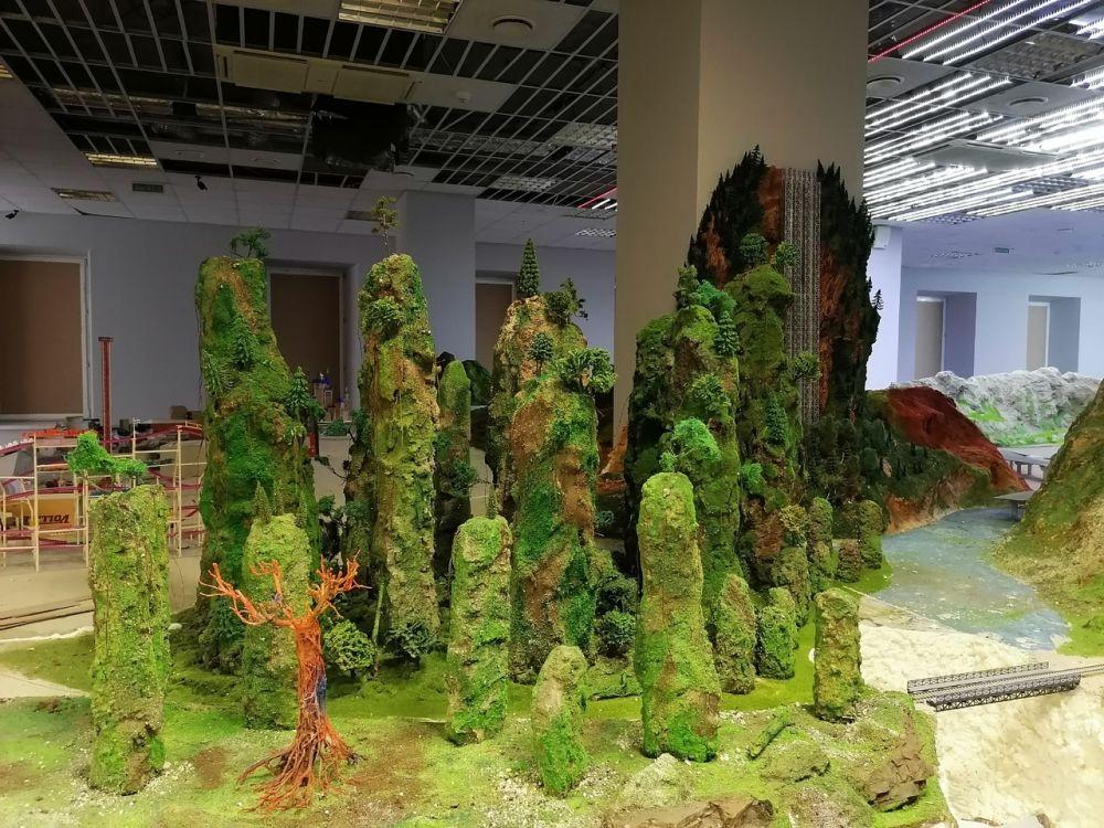 Горы в Китае, которые вдохновили Джеймса Кэмерона на «Аватар».