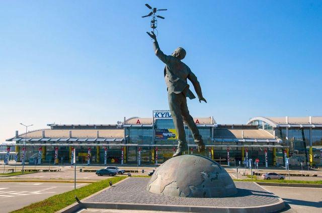 Все международные рейсы из аэропорта «Киев» отменены