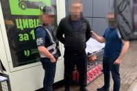 В Днепропетровской области полицейского поймали на взятке в 5 тыс. долларов