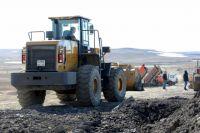 Около 70% загрязненного грунта из района  ТЭЦ вывезено в спецангары.