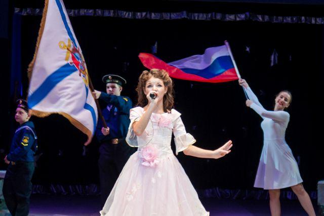 Гран-при конкурса получила юная вокалистка из Лучегорска.