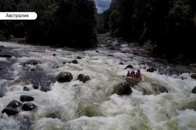 Четверо туристов пропали на сплаве по Юрюзани в Башкирии