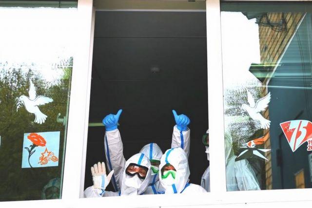 Отношение к медикам общества за время пандемии значительно улучшилось.