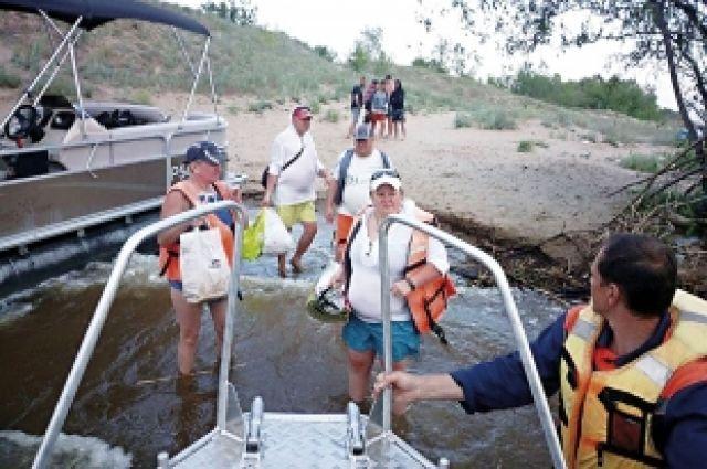 Отдыхающих на островах нередко приходится эвакуировать.