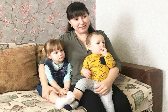 «Антивирусные» выплаты очень помогли семье Чичиварихиных.