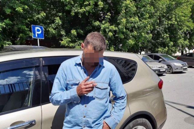 На улице Геологоразведчиков сотрудники ГИБДД задержали пьяного водителя