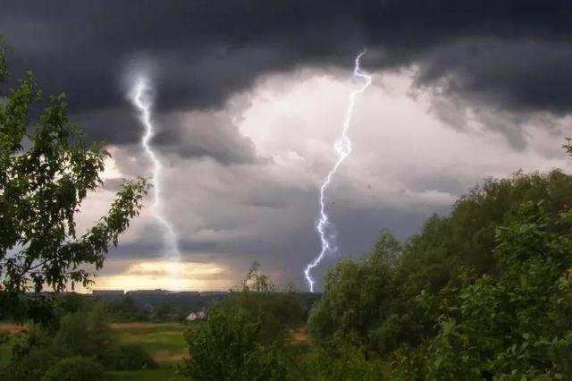 Прогноз погоды на 18 июня: грозы и град