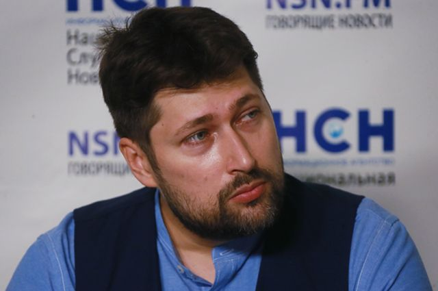 Василий Колташов.