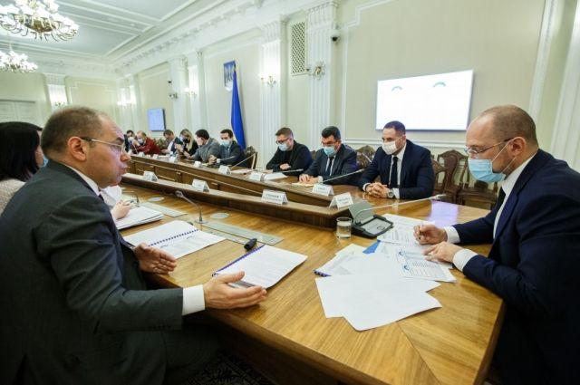 Комитет Рады забраковал обновленную программу действий Кабмина