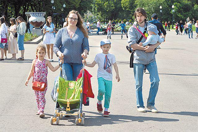 Многодетные родители Башкирии смогут брать отпуск в любое удобное время