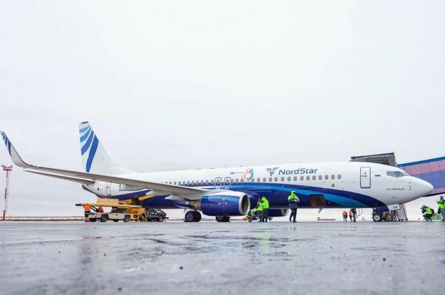Это первое воздушное судно в авиапарке, имеющее собственное имя.