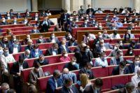 Рада приняла за основу закон президента о референдуме