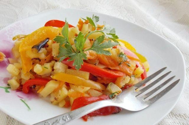 Готовим постные блюда с картофелем: лучшие рецепты для всей семьи