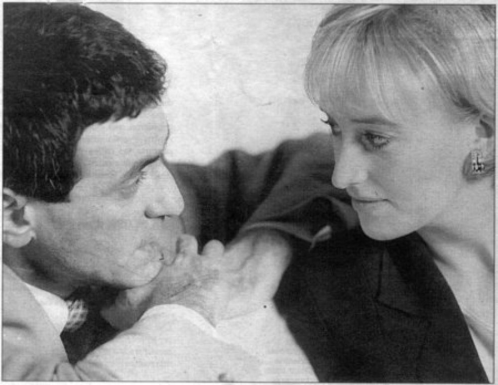 «Диана — королева сердец» (1999) — Эми Секкомб.