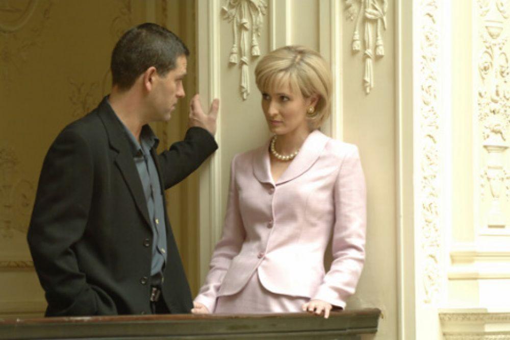 «Диана: Последние дни принцессы» (2007) — Женевьев О'Рейли.