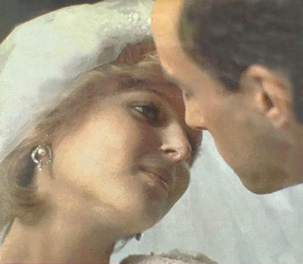 «Королевский роман принца Чарльза и Дианы» (1982) — Кэтрин Оксенберг.