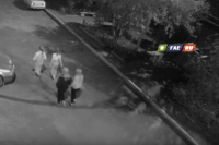 В Гае компания девочек из мести поцарапала иномарку.