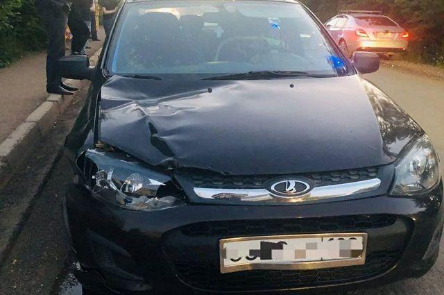 Ещё один пьяный водитель насмерть сбил девочку в Башкирии