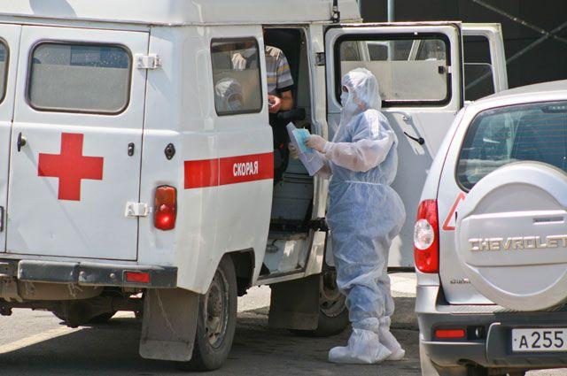 В Ижевске зарегистрировали еще 21 случай заражения COVID-19