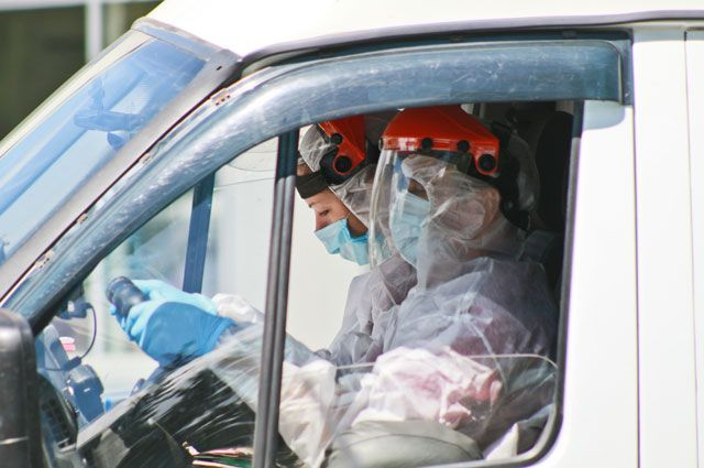 В Югре заболели коронавирусом уже 5712 человек