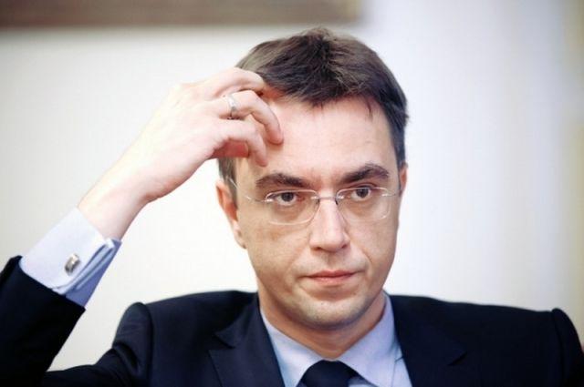 Экс-министра инфраструктуры Украины подозревают в хищении 30,5 млн гривен